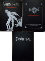 death note book XD by ManaShadow369