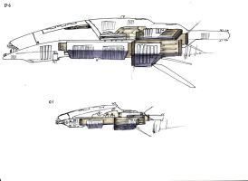 DN version 6 with frigate C1 by Jepray