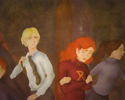 HP: We can't be friends by sukieblackmore