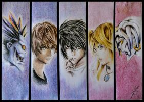 Death Note by NirmtwarK-s