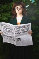 Daria's newspaper by DuertenSchreiber