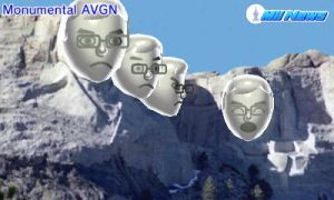 Mount AVGN by robloxian549