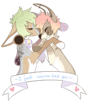 I just wanna hold you by SA666AN