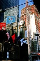 New York Reflection by westtxphotographer