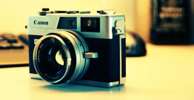 Canonet QL17 by mickdoesclick