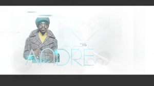 Andre 3000 by richyayo