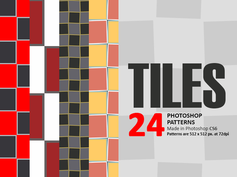 Tiles PS Patterns by giskard