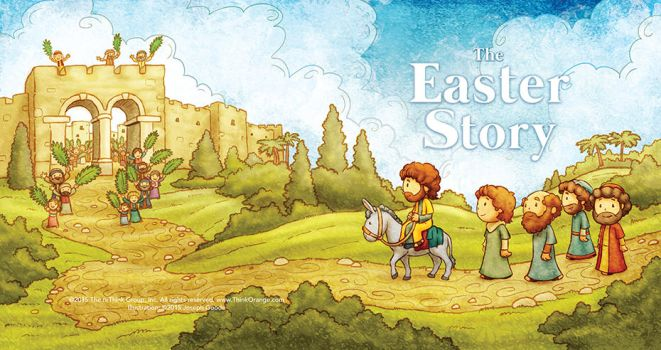 The Easter Story - Cover by eikonik