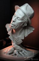 Tom Waits From Mortal Clay 4 by TrevorGrove