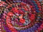 the sea of flowers by analovecatdog