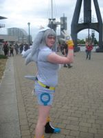 May MCM Expo 2011: Silver by MammaCarnage