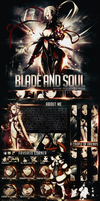 Blade and Soul by Sylinchen