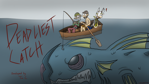 RS Quest Titlecard Series - Deadliest Catch by prezleek
