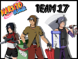 Team 17 Shippuden by KirCorn
