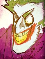 The joker by schults
