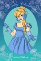Summer of Disney: Christmas with Cinderella by Colleen15