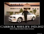 Carroll Shelby Tribute by jmig3
