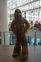 Chewbacca by Neville6000