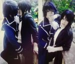 K Project - ReiKuroh by NeeYumi