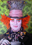 Mad Hatter by jessielz