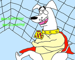 Krypto's insanity 3: Krypto's Therapy Adventures by conlimic000