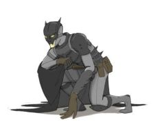 First Year Batman by Octoped