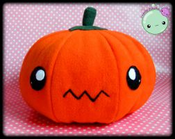 Halloween Pumpkin by CherryAbuku