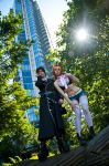 Ao No Exorcist: Yukio and Shura by newti