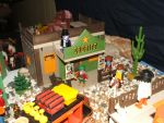 Playmobil Frontier Town 19 by hankinstein