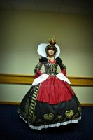 Alice Madness Returns Red Queen Full by AhnaDee