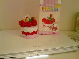Strawberry Plushie Cake Pic.2 by carmietee
