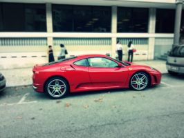 Ferrari (Lisbon 2014) by LinKe