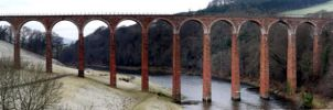 Leaderfoot viaduct by printsILike
