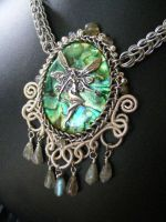 Faerie Divine in Maille by BacktoEarthCreations