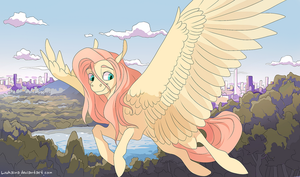 Take flight by Loukaina