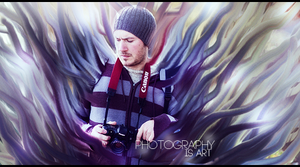 Photography Is Art by xElegancex