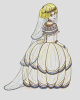 Belle Bride by AbyLockhart