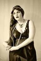 Pregnant Gothic Witch (11) by hugsnbloodykisses