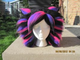Jellicle Wig The Cheshire Cat COMPLETE by ShmaZor