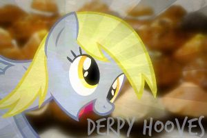 Derpy Whooves by lol60651