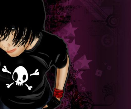 Emo cool by Ramsal