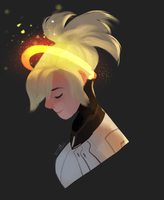 MERCY by trisketched