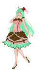 Chocolate, Mint, and Strawberry by AliciaHunstman