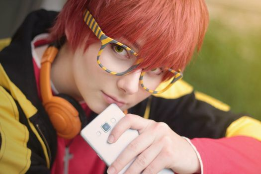 Mystic Messenger - 707 by Lokeva
