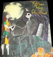 Nightmare Before Christmas by KysonKyoko
