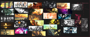 Tag wall concept by me by Nimrd