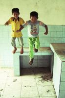 second cieter kids jump by titoyusuf