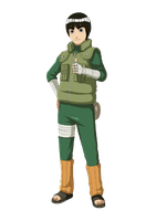 Rock Lee Render 2 by xUzumaki