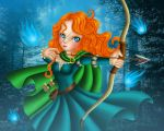 Merida by Neffesis