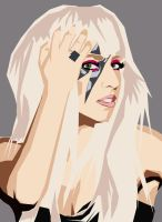 Gaga by DoctorRy
